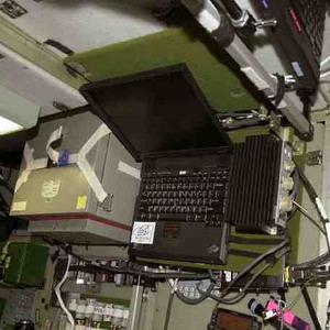 Фото №1 - Компьютерам МКС мешают электромагнитные шумы
