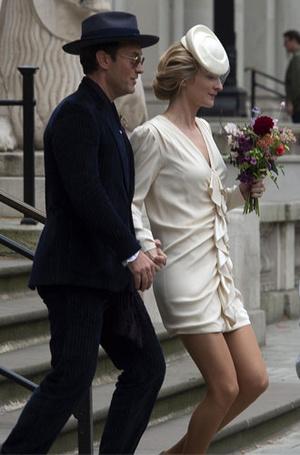 Фото №6 - 10 самых стильных звездных свадеб 2019 года