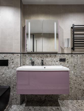 Фото №15 - Графика и минимализм: квартира для студента в Уфе 76 м²