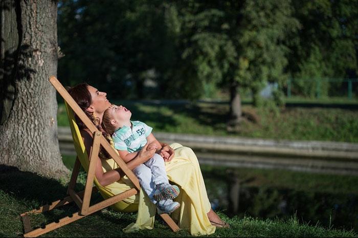 Фото №3 - Эвелина Бледанс: «Что я думаю по поводу детей с особенностями? Я делаю!»