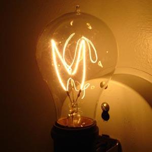 Фото №1 - Буш выключил лампочки Эдисона