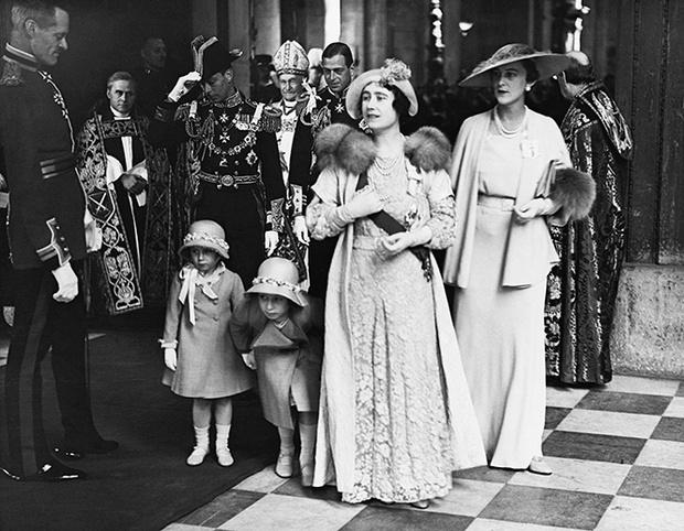 Фото №30 - Принцесса Лилибет: редкие детские фотографии Елизаветы II