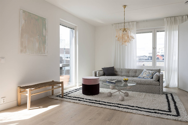 Фото №2 - Квартира дизайнера Амалии Уайделл в Стокгольме