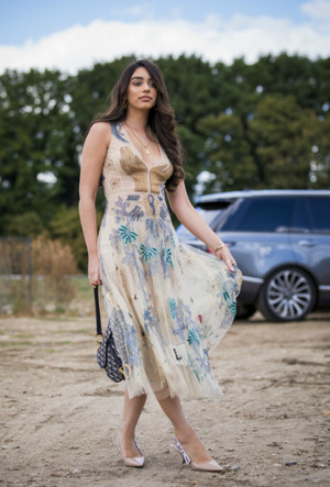 Фото №8 - Плиссе и круазе: как одежда балерин вновь вернулась в моду