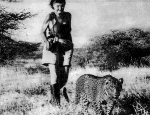"""Фото №1 - """"Я переселилась в Африку навсегда..."""""""