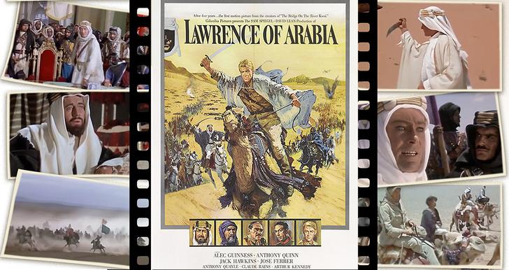 Фото №5 - Жизнь на всем скаку: кем на самом деле был герой легендарного голливудского фильма Лоуренс Аравийский