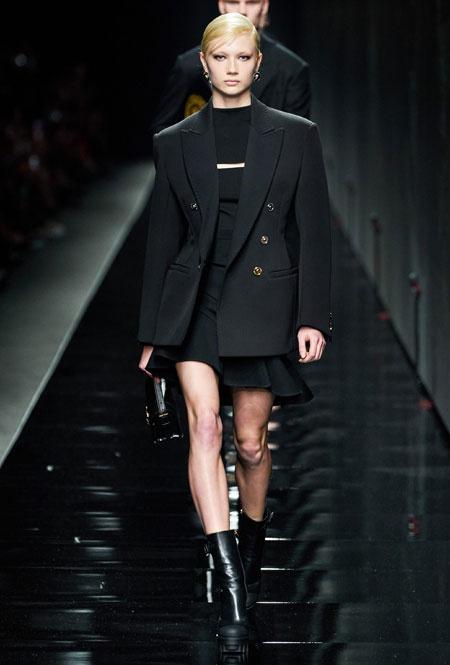 Versace осень/зима 2020-21