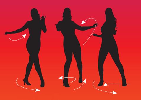 Фото №17 - Рабочий момент: Танцуют все