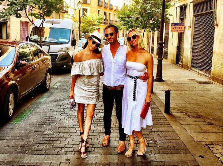 Фото №1 - Свита герцогини: Меган Маркл и ее ближайшие друзья