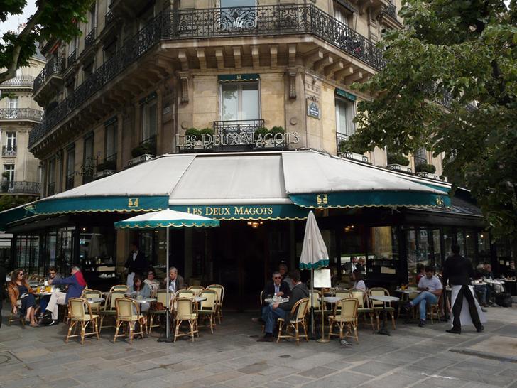 Фото №2 - Париж: 5 любимых кафе легендарных писателей XX века