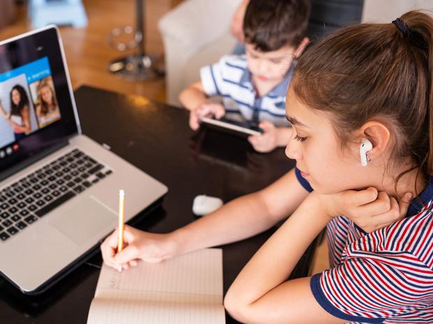 Фото №2 - Дистанционное обучение: почему не стоит его бояться, и что ждет наших детей в будущем