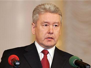 Сергей Собянин избран мэром Москвы