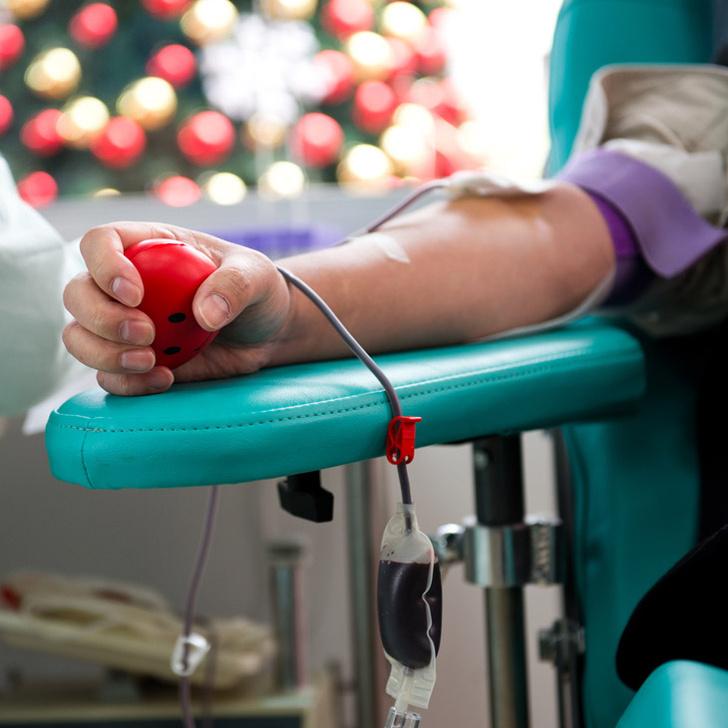 Фото №1 - Переливание крови, возможно, позволит победить старение