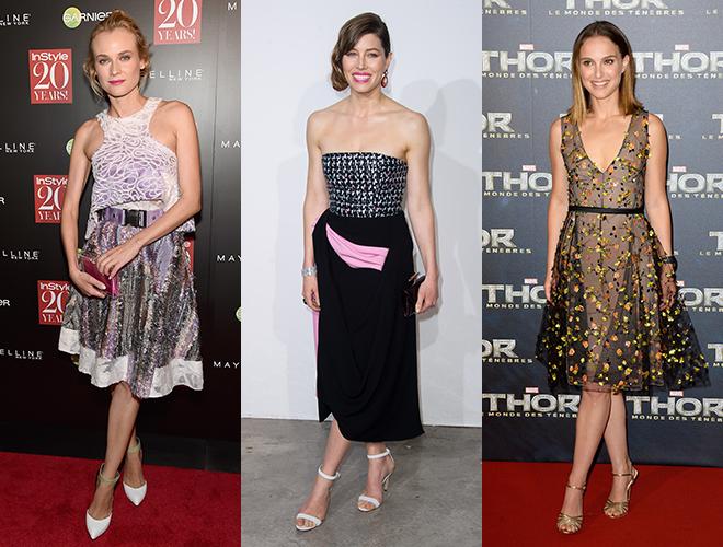 Фото №20 - Как встать, чтобы быть стройнее: позы актрис на «Оскаре»