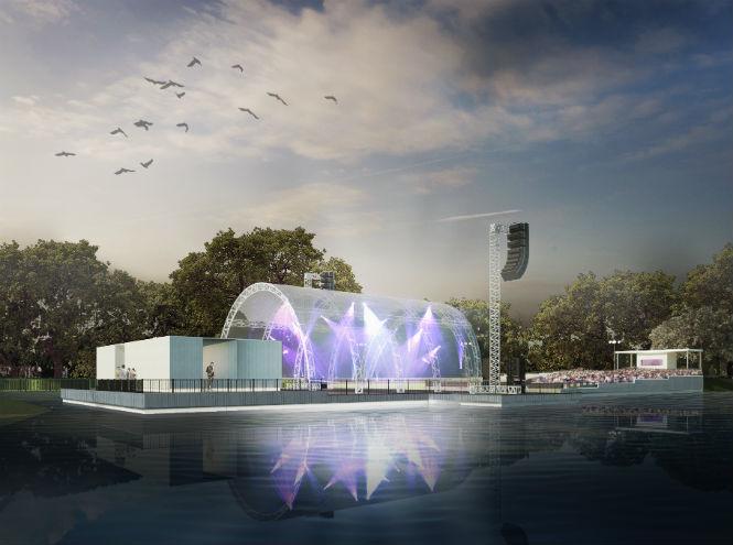 Фото №2 - «Зелёный театр ВДНХ. Сцена на воде» представляет серию концертов «Неоклассики»