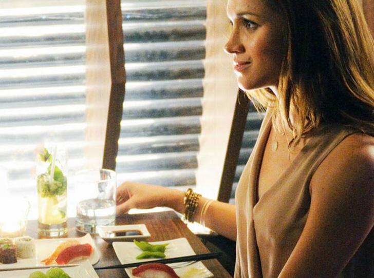Фото №7 - Паста, фри и суши: каким был рацион Меган Маркл до встречи с Гарри