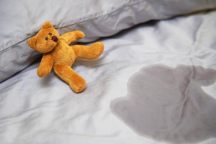 Энурез у детей: недержание мочи во время сна