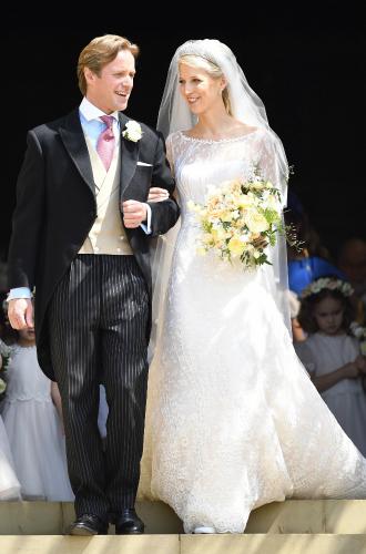 Фото №2 - 6 главных фактов о свадьбе Леди Габриэллы Виндзор и Томаса Кингстона