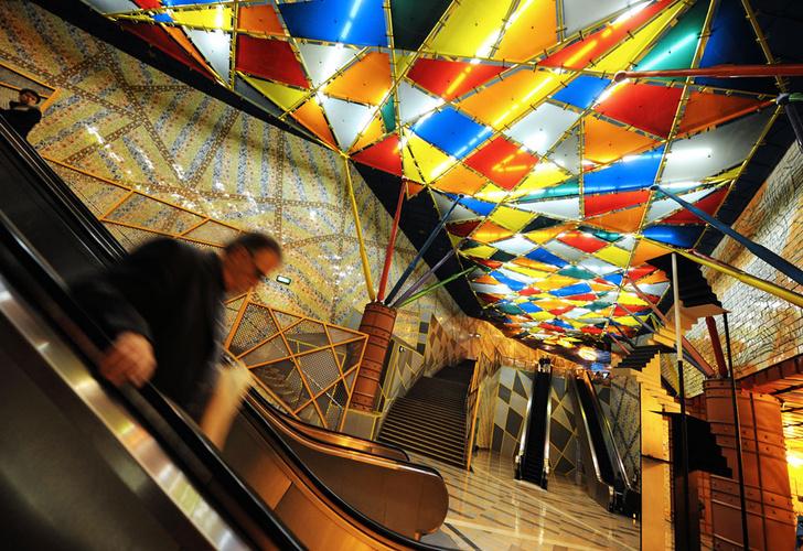 Фото №7 - Искусство андеграунда: 11 впечатляющих станций метро