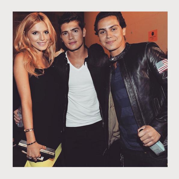 Фото №9 - Звездный Instagram: Teen Choice Awards 2015