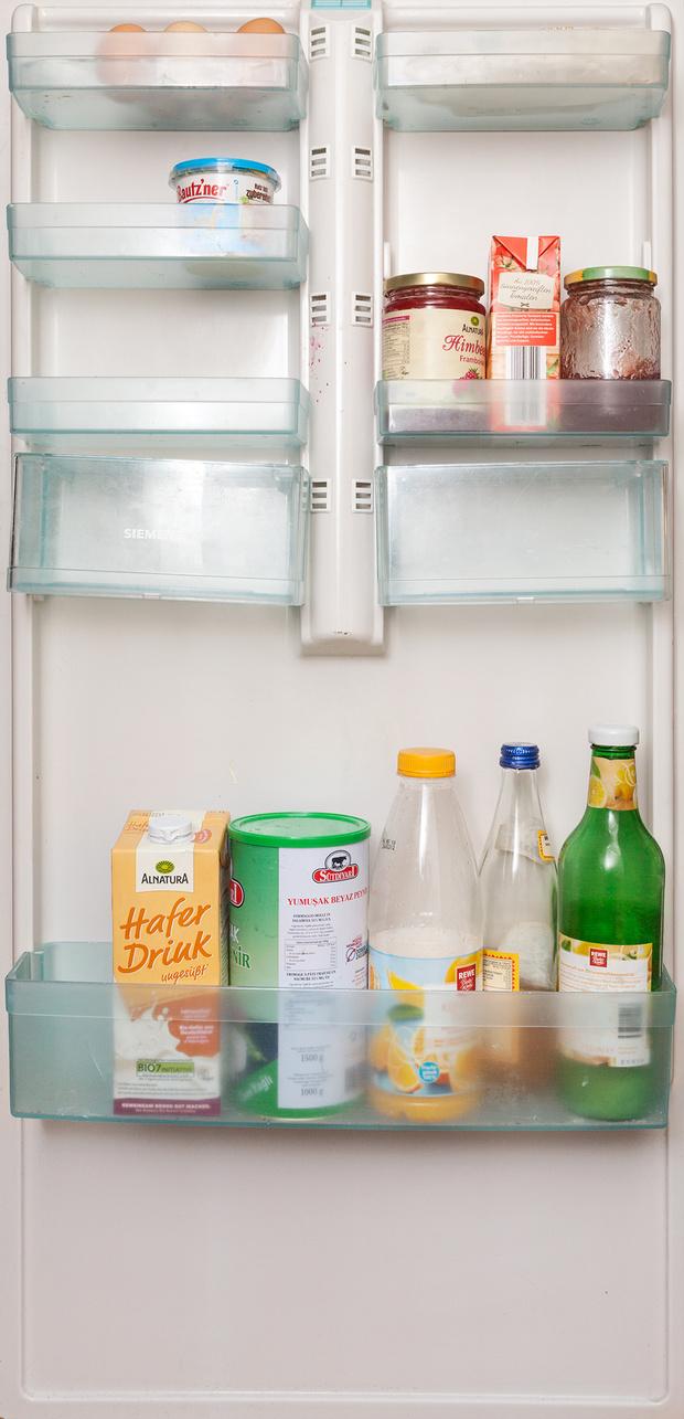 Фото №15 - Что лежит в холодильнике у жителей разных стран: 54 любознательных фото