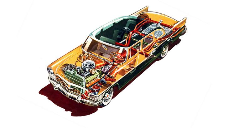 Фото №3 - 7 фактов про самый красивый советский автомобиль— «Чайка»