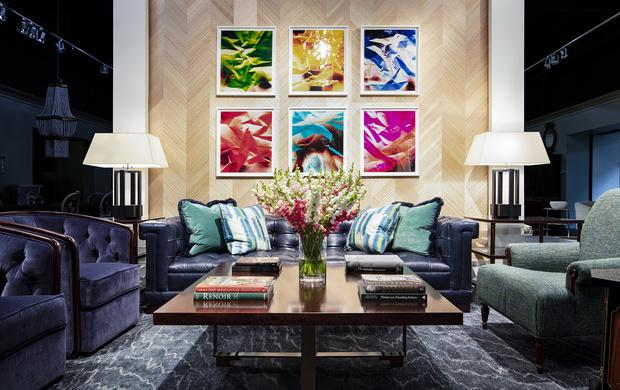 Фото №5 - Коллекция мебели Алексы Хэмптон для Theodore Alexander