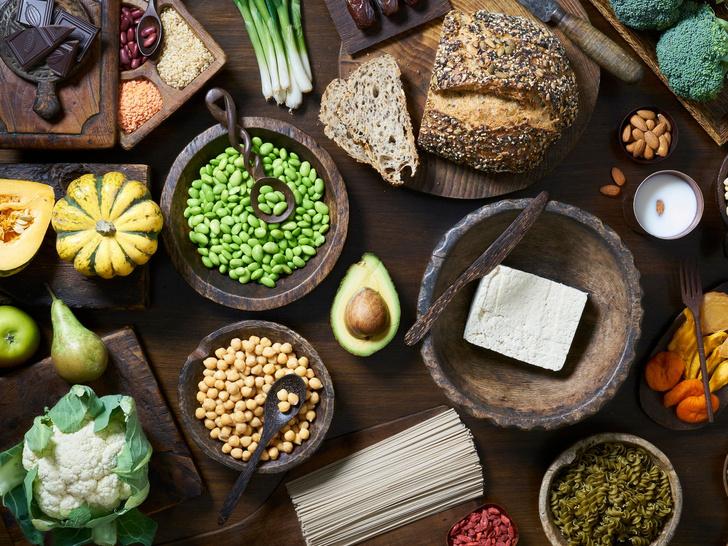 Фото №1 - 15 продуктов, богатых растительным белком (и почему они нам необходимы)