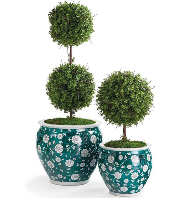 Фото №15 - Садовые кашпо для крупных растений