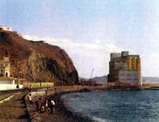 Фото №1 - Морабеза острова Сан-Висенти