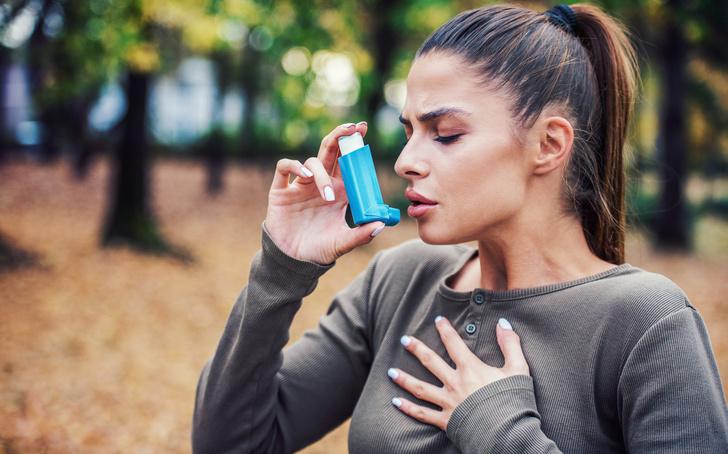 Кто входит в группу риска по бронхиальной астме