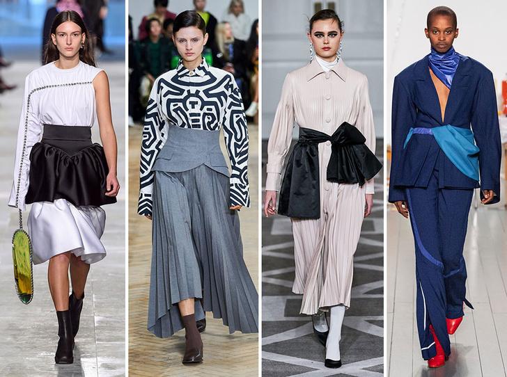 Фото №3 - 10 трендов осени и зимы 2019/20 с Недели моды в Лондоне