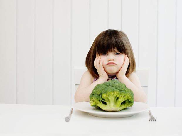 Фото №4 - Как приучить ребенка к здоровой еде