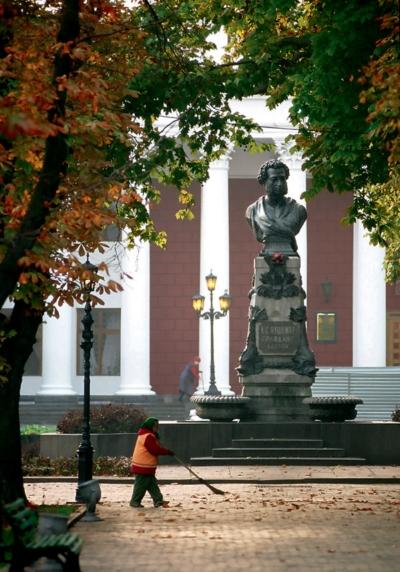 Фото №1 - Похождения Пушкина в Одессе