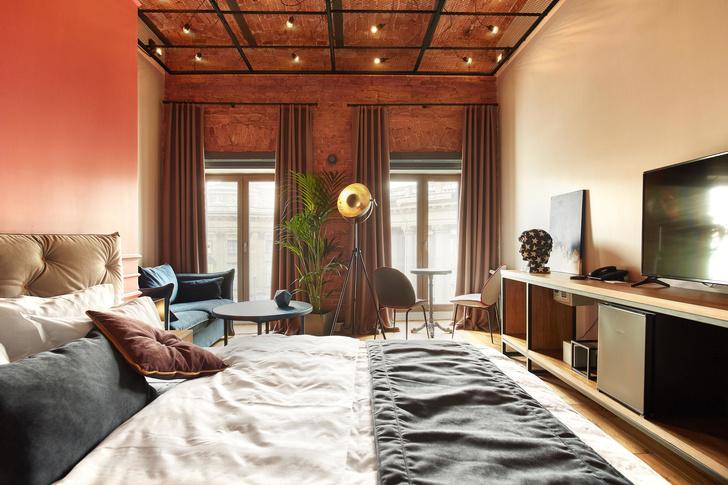 Фото №6 - На выходные в Питер: пять мини-отелей с хорошим дизайном