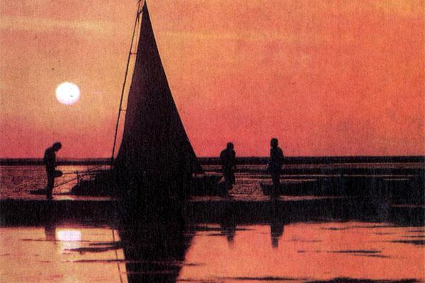 Фото №1 - Семимаран непотопляемый