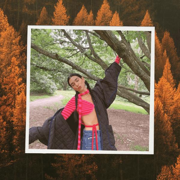 Фото №1 - Стеганая куртка как у Дуа Липы— главная модная покупка сентября