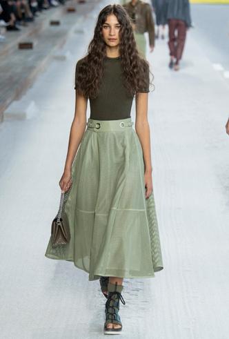 Фото №5 - Фисташка, шалфей и зеленый чай: как носить главную альтернативу цвету хаки