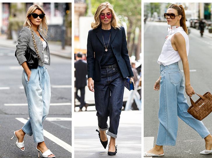 Фото №1 - Как выбрать идеальные джинсы по типу фигуры