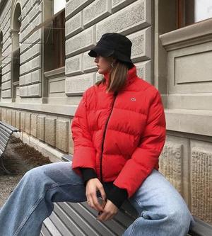 Фото №4 - Стильная зима: разбираемся, как правильно подобрать цвет шапки к пуховику