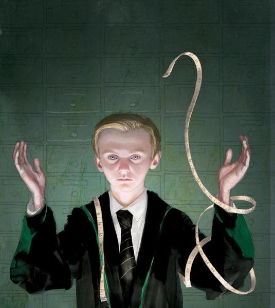 Фото №3 - Хотим немедленно: Новый иллюстрированный «Гарри Поттер»