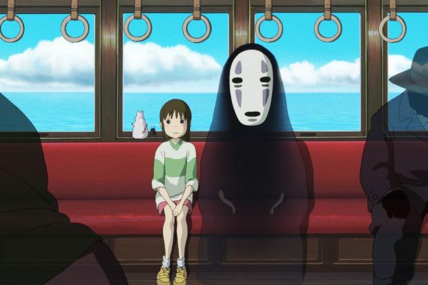 «Унесенные призраками» (2001)
