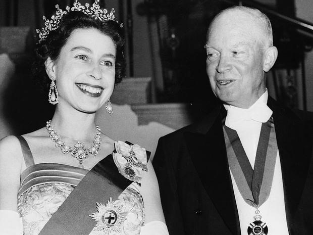 Фото №2 - Как очаровать президента: секретный рецепт Королевы
