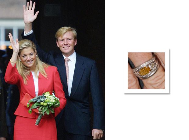 Фото №12 - Скажи «да!»: помолвочные кольца европейских принцесс и королев