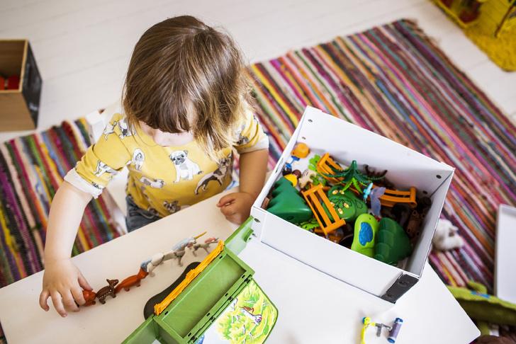 Фото №1 - Как не навредить ребенку игрушками