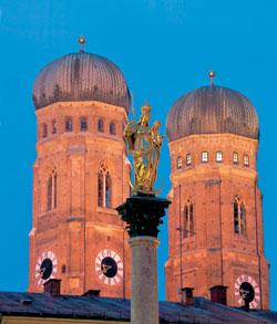Фото №3 - Мюнхен: между монархией и анархией