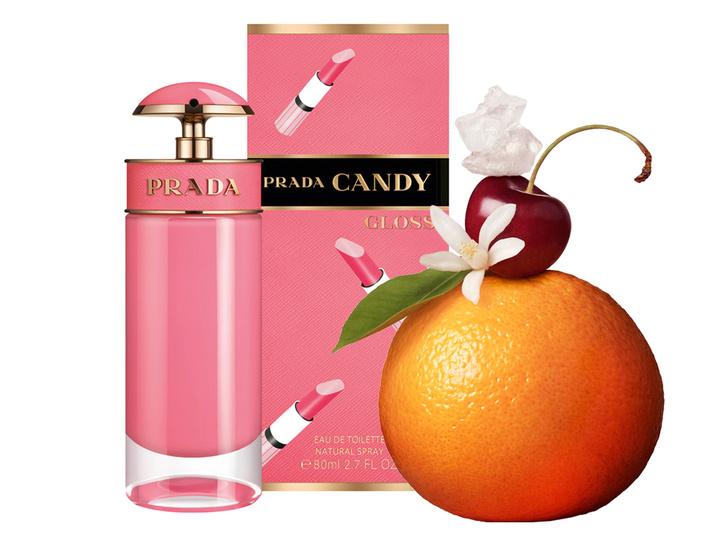 Фото №1 - Аромат-пирожное: Prada Candy Gloss