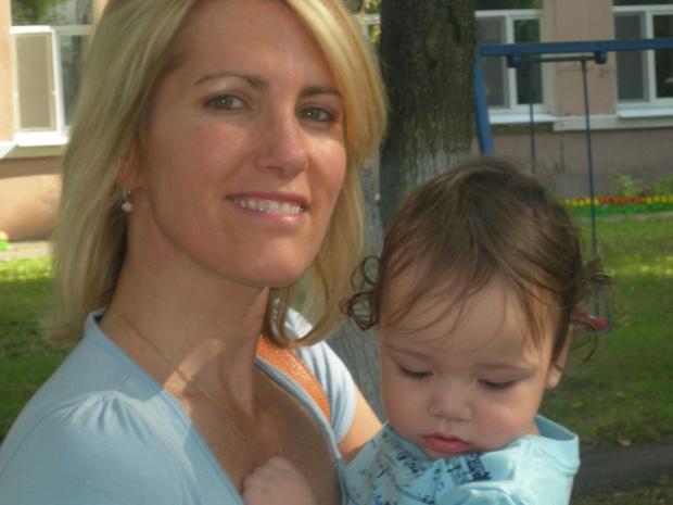 Фото №6 - Лора Ингрем – будущий пресс-секретарь Трампа и ее русские дети
