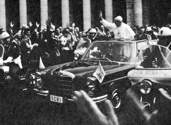 Фото №2 - Папа, преданный родиной