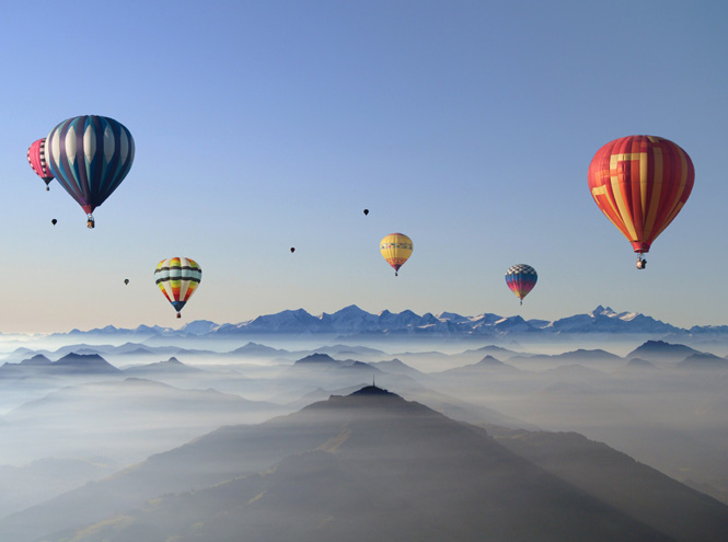 Фото №8 - 10 самых впечатляющих горных пейзажей мира
